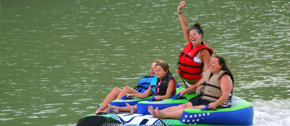 Fun on Center Hill Lake
