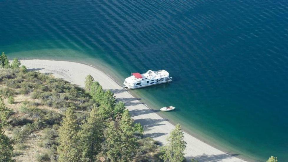 Lake Roosevelt Houseboats Rentals