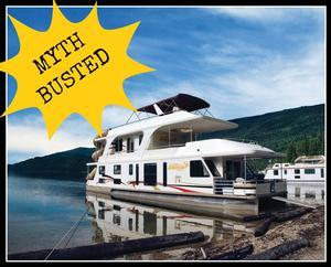 Houseboating Myths, Busted!