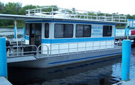 38' 4 Sleeper Houseboat