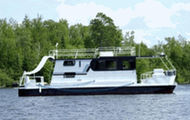 40' Explorer Houseboat