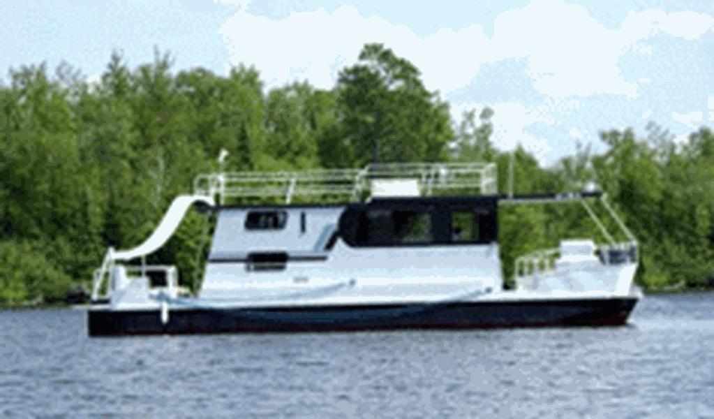40 Foot Explorer Houseboat