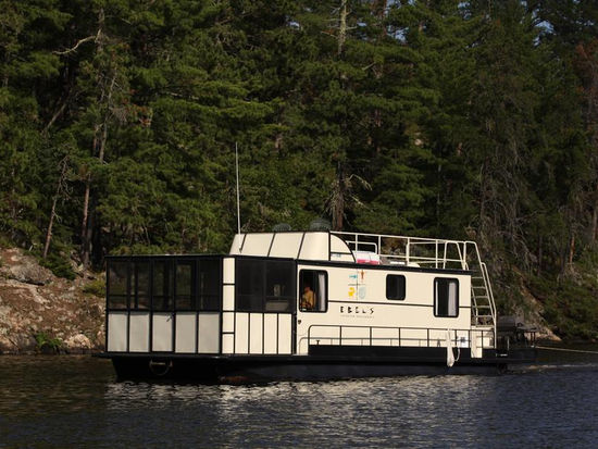 Voyageurs National Park Houseboats Rentals