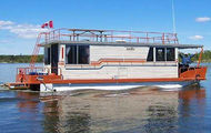 43 Foot Houseboat