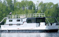 44' Explorer Houseboat