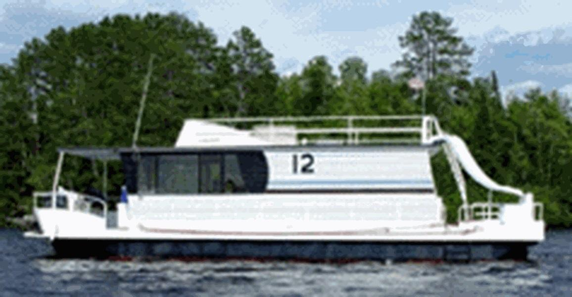 44 Foot Royalist Houseboat