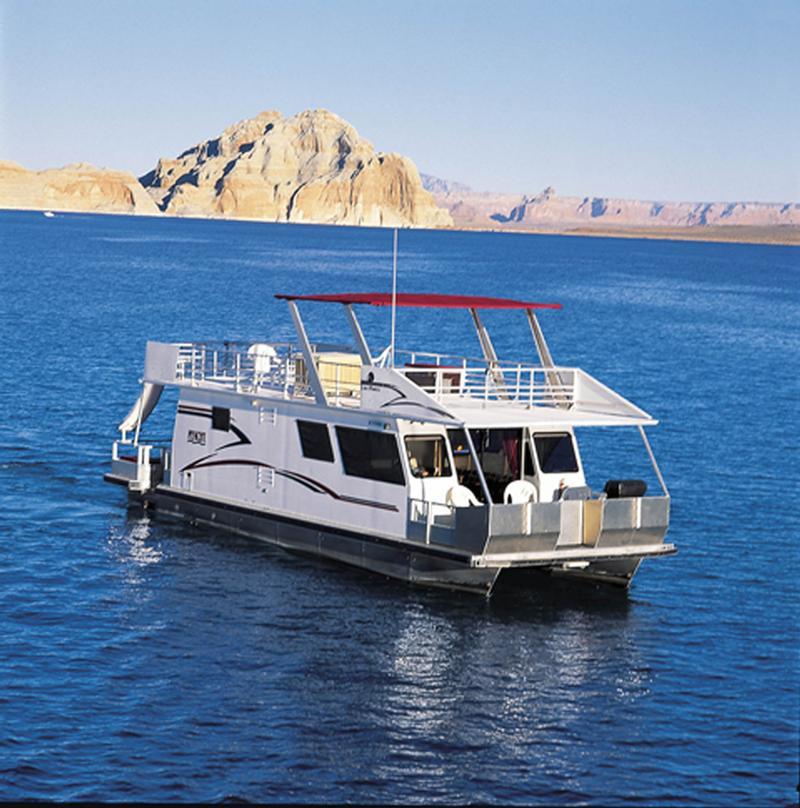Lake Powell Houseboats Rentals