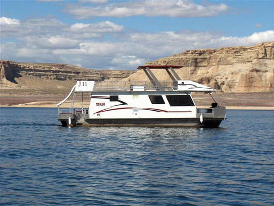 Lake Powell Houseboats Rentals