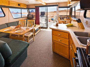46 Voyager XL Class Houseboat