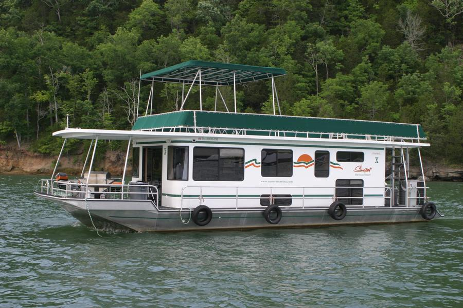 Dale Hollow Lake - Houseboats Rentals