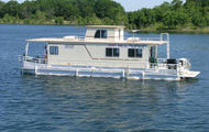 50' Wet Bar Houseboat