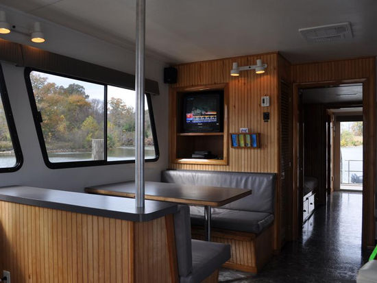 53' Millie T Houseboat