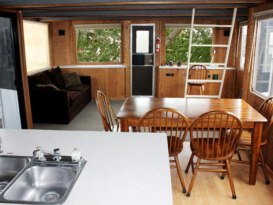 54 Foot Catalina Plus Houseboat