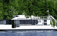 54' Catalina Plus Houseboat