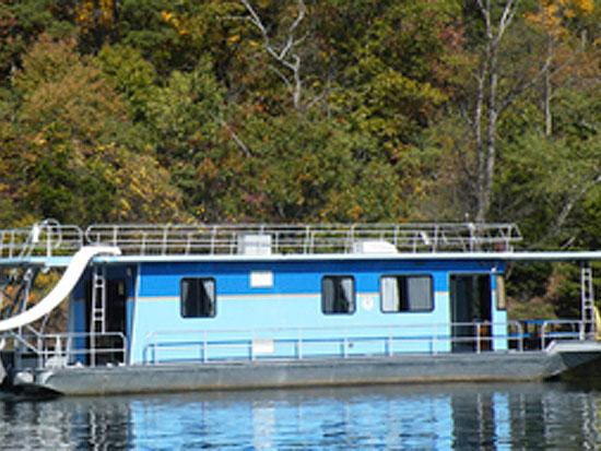 Raystown Lake - Houseboats Rentals