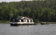 54' Voyageur Plus Houseboat