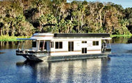 55' Southern Belle Houseboat