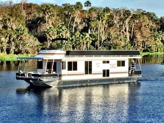 St  John's River - Houseboats Rentals