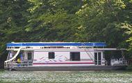 58' Weekender Houseboat