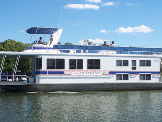 Kentucky Lake Houseboats Rentals