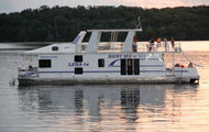 60' Elite Houseboat