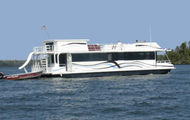 60' Cruiser Houseboat