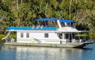 60' Silver Glen Houseboat