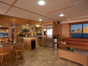 62 foot Journey Houseboat