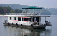 65' Mid-Size Cruiser Houseboat