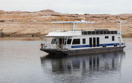 70' Gold  Houseboat