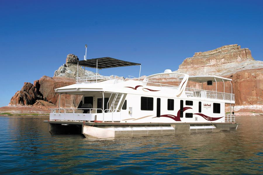 75 Foot Excursion Houseboat