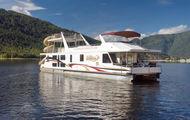Genesis 75-T Houseboat