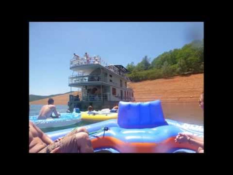 A Pirates Life for Me! 2013 Shasta Lake Houseboat Photos
