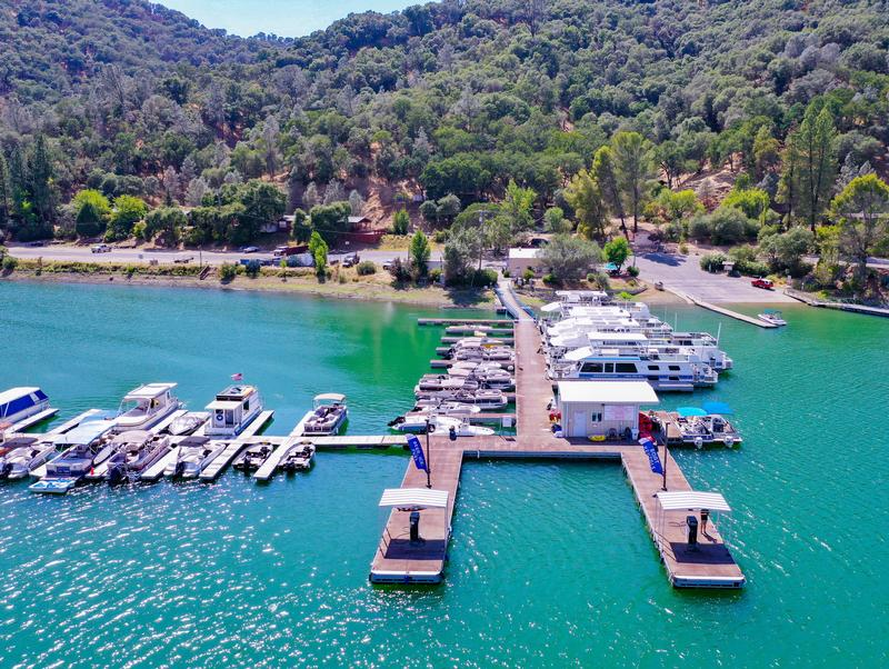 Experience the cool blue waters of Lake Berryessa Photos
