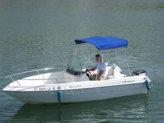 17' Campion Fishing Boat