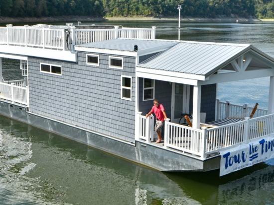 Lake Cumberland Houseboats Rentals