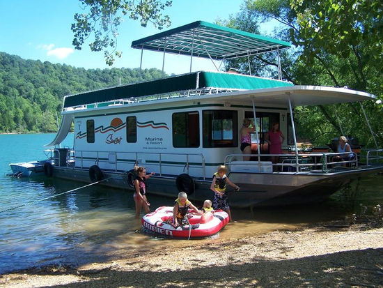 Houseboat Vacation Lakes Across America
