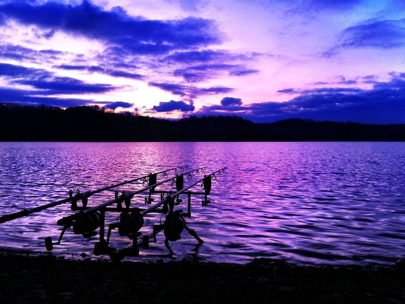Surreal sunsets at Dale Hollow Lake offer a tranquil and scenic escape Photos