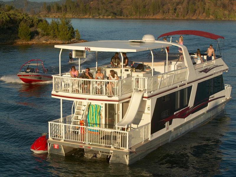 Escapade Houseboat