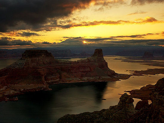 From the Waters of Lake Powell