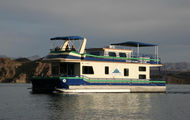 Grand Sierra EX Houseboat
