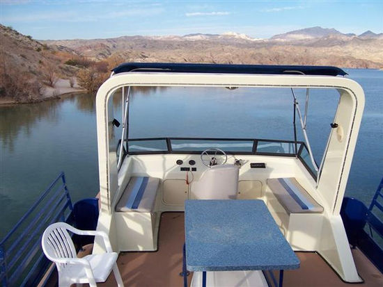 Grand Sierra EX Houseboat