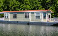 84' Green Harbor Cottage Houseboat