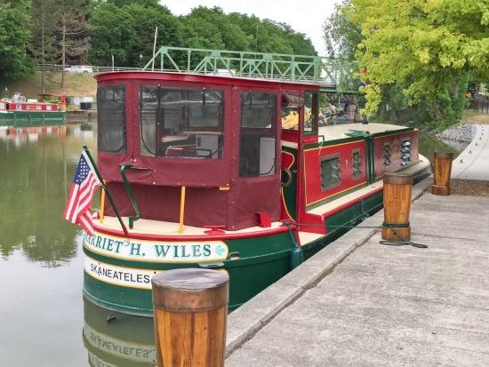 erie canal boat rental reviews
