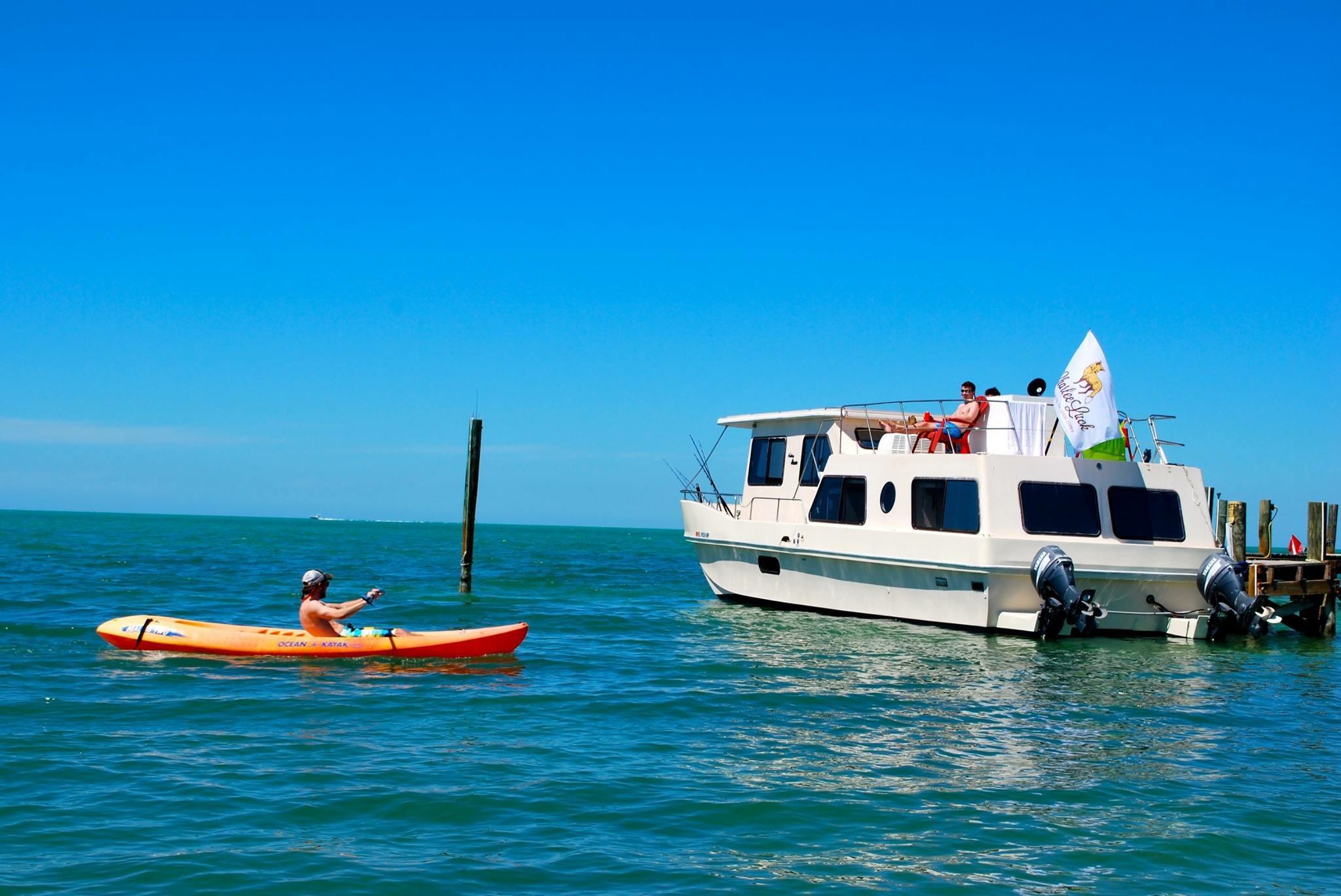 Florida Keys Houseboats Rentals