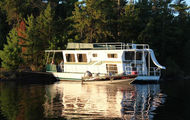 50' Kempton Cruiser Houseboat