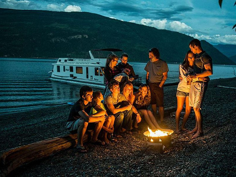 Enjoy late nights by the campfire surrounded by those you love Photos