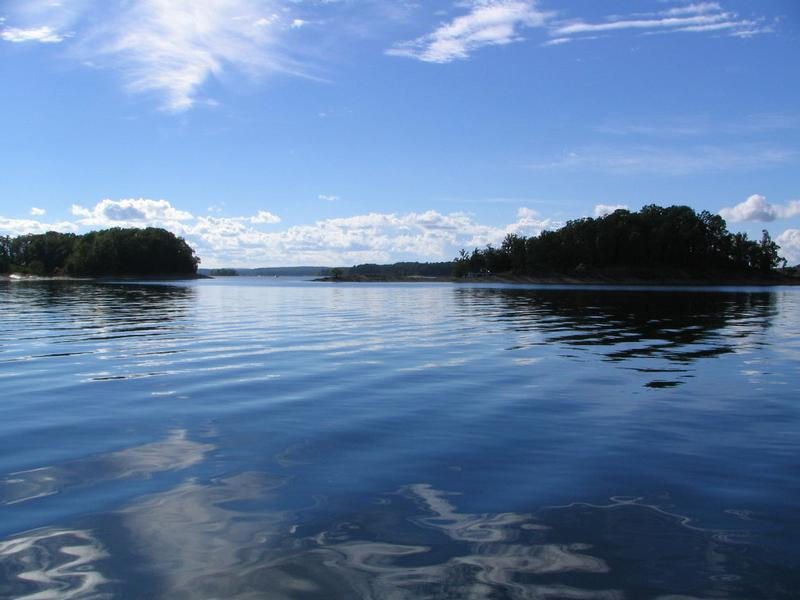 Crystal blue waters at Lake Ouachita Photos