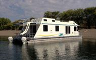 Luna Class Houseboat