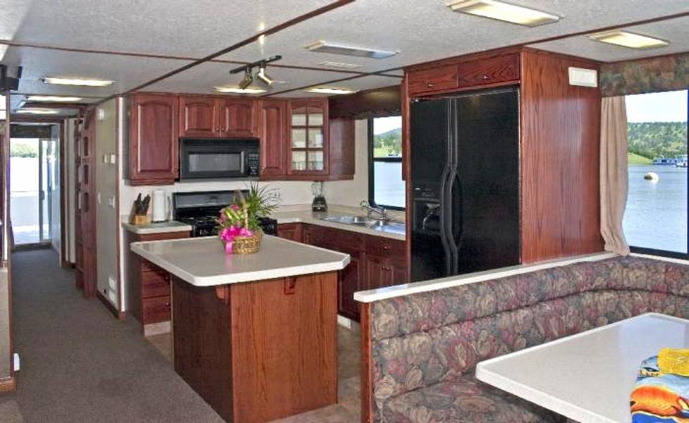 Image result for houseboat interior odyssey